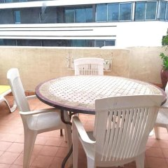 Sea Side Hotel Израиль, Тель-Авив - - забронировать отель Sea Side Hotel, цены и фото номеров балкон
