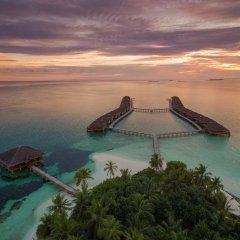Отель Medhufushi Island Resort пляж фото 2