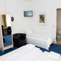 Отель Prinsen Hotel Дания, Алборг - отзывы, цены и фото номеров - забронировать отель Prinsen Hotel онлайн комната для гостей фото 7