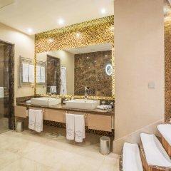 Отель Pullman Baku Азербайджан, Баку - 6 отзывов об отеле, цены и фото номеров - забронировать отель Pullman Baku онлайн ванная фото 2