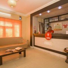 Отель OYO 145 Sirahali Khusbu Hotel & Lodge Непал, Катманду - отзывы, цены и фото номеров - забронировать отель OYO 145 Sirahali Khusbu Hotel & Lodge онлайн интерьер отеля фото 3