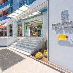 Отель Smartline Semiramis City Родос фото 6