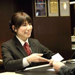 Отель Nishitetsu Grand Фукуока гостиничный бар