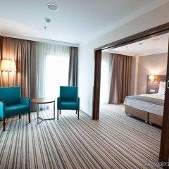 Отель Holiday Inn Łódź комната для гостей фото 4