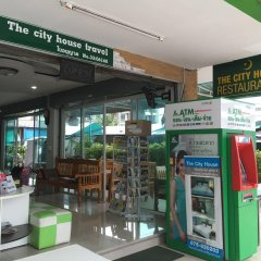 Отель The City House Таиланд, Краби - отзывы, цены и фото номеров - забронировать отель The City House онлайн банкомат