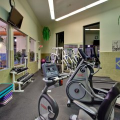Отель Holiday Inn Express & Suites Charlottetown фитнесс-зал