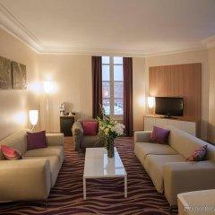 Отель Crowne Plaza Toulouse Франция, Тулуза - 1 отзыв об отеле, цены и фото номеров - забронировать отель Crowne Plaza Toulouse онлайн комната для гостей фото 2