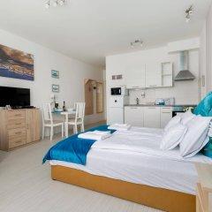 Отель Sun Resort Apartments Венгрия, Будапешт - 5 отзывов об отеле, цены и фото номеров - забронировать отель Sun Resort Apartments онлайн комната для гостей фото 4