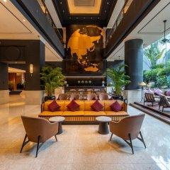 Отель Hôtel du Parc Hanoi Ханой интерьер отеля фото 3