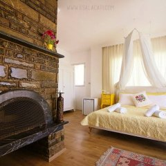 5Tas Boutique Hotel Alacati Чешме комната для гостей