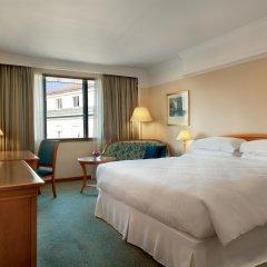Sheraton Zagreb Hotel комната для гостей