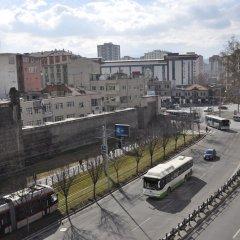 ch Azade Hotel Турция, Кайсери - отзывы, цены и фото номеров - забронировать отель ch Azade Hotel онлайн балкон