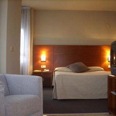 Hotel Silken Torre Garden комната для гостей