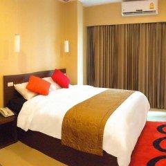 Отель Icheck Inn Silom Бангкок комната для гостей фото 5