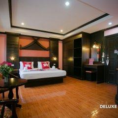 Отель RK Boutique комната для гостей фото 4