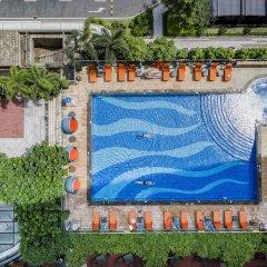Отель Fraser Suites Guangzhou Китай, Гуанчжоу - отзывы, цены и фото номеров - забронировать отель Fraser Suites Guangzhou онлайн фото 10