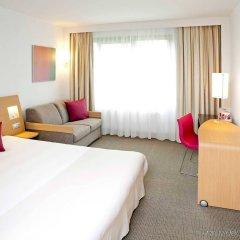 Отель Novotel Wroclaw City Польша, Вроцлав - отзывы, цены и фото номеров - забронировать отель Novotel Wroclaw City онлайн комната для гостей фото 3