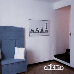 Отель I Tetti Di Genova B&B Италия, Генуя - отзывы, цены и фото номеров - забронировать отель I Tetti Di Genova B&B онлайн комната для гостей фото 4