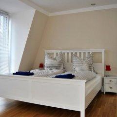 Отель Trafford Sky Homes Германия, Лейпциг - отзывы, цены и фото номеров - забронировать отель Trafford Sky Homes онлайн комната для гостей фото 5