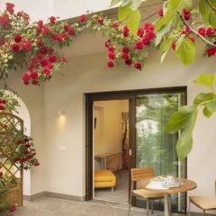 Отель Pension Hilpold Лана балкон