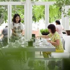 Отель Putahracsa Hua Hin Resort питание фото 3