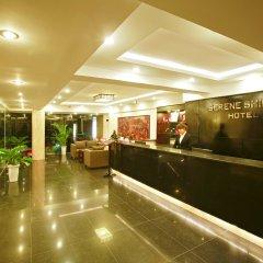 Hue Serene Shining Hotel & Spa интерьер отеля
