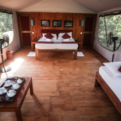 Отель Wild Trails Yala Tented Safari Camp By Yoho комната для гостей