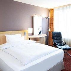Отель NH Leipzig Messe комната для гостей фото 3
