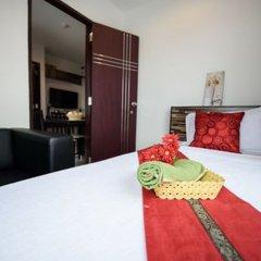 48 Metro Hotel Bangkok комната для гостей фото 3