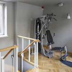 Neiburgs Hotel Рига фитнесс-зал
