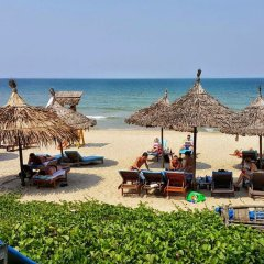 Отель An Bang Scent Beach Homestay Хойан пляж фото 2