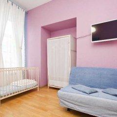 Гостиница Итальянские комнаты Пио на канале Грибоедова 35 Стандартный номер с двуспальной кроватью фото 18