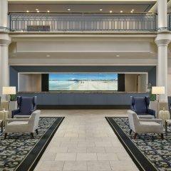Отель Loews Santa Monica Санта-Моника интерьер отеля фото 2
