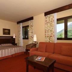 Отель RVHotels Tuca Испания, Вьельа Э Михаран - отзывы, цены и фото номеров - забронировать отель RVHotels Tuca онлайн комната для гостей фото 4