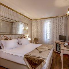 Отель Amiral Palace Стамбул комната для гостей фото 2