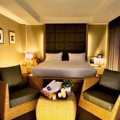 Отель Oun Hotel Bangkok Таиланд, Бангкок - отзывы, цены и фото номеров - забронировать отель Oun Hotel Bangkok онлайн комната для гостей фото 3