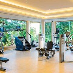 Отель Trisara Villas & Residences Phuket фитнесс-зал фото 4