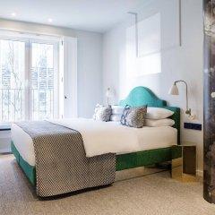 Отель THE FRITZ Düsseldorf Германия, Дюссельдорф - отзывы, цены и фото номеров - забронировать отель THE FRITZ Düsseldorf онлайн комната для гостей фото 4