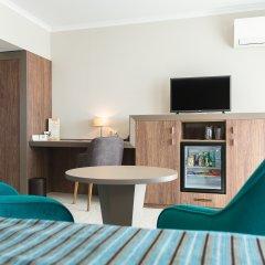 Отель Interhotel Cherno More комната для гостей фото 5