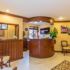 Отель Travelers Suites Juanambú Колумбия, Кали - отзывы, цены и фото номеров - забронировать отель Travelers Suites Juanambú онлайн интерьер отеля