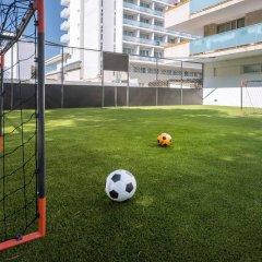 Отель 4R Hotel Playa Margarita Испания, Салоу - отзывы, цены и фото номеров - забронировать отель 4R Hotel Playa Margarita онлайн спортивное сооружение