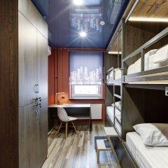 Отель Жилое помещение Братиславская Москва сейф в номере