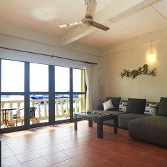 Отель Coral View Maehaad Serviced Apartment Таиланд, Мэй-Хаад-Бэй - отзывы, цены и фото номеров - забронировать отель Coral View Maehaad Serviced Apartment онлайн комната для гостей фото 5