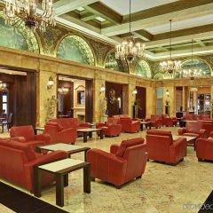 Congress Plaza Hotel интерьер отеля