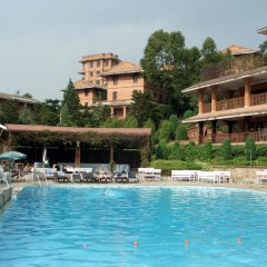 Отель Godavari Village Resort Непал, Лалитпур - отзывы, цены и фото номеров - забронировать отель Godavari Village Resort онлайн бассейн фото 2