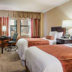 Отель The Belvedere Hotel США, Нью-Йорк - 1 отзыв об отеле, цены и фото номеров - забронировать отель The Belvedere Hotel онлайн комната для гостей фото 3