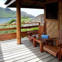 Отель Nuku Hiva Keikahanui Pearl Lodge балкон