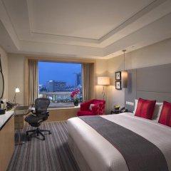 Carlton Hotel Singapore 4* Номер Премьер с 2 отдельными кроватями