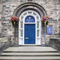 Отель Leonardo Edinburgh City Эдинбург помещение для мероприятий