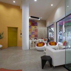 Отель 63 Bangkok Boutique Bed & Breakfast интерьер отеля